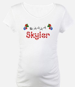Skyler, Christmas Shirt