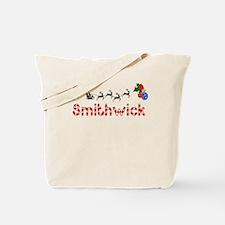 Smithwick, Christmas Tote Bag