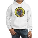 Treasure Island Police Hooded Sweatshirt