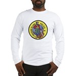 Treasure Island Police Long Sleeve T-Shirt