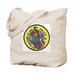 Treasure Island Police Tote Bag