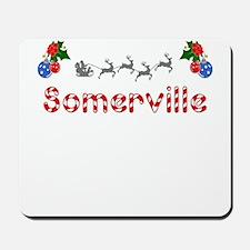 Somerville, Christmas Mousepad