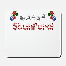 Stanford, Christmas Mousepad
