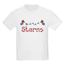 Sterns, Christmas T-Shirt