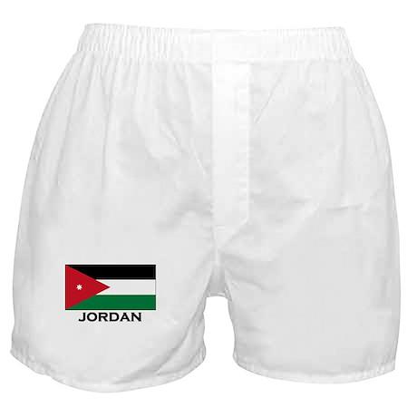 jordan flag coloring page - jordan flag merchandise boxer shorts by flag world