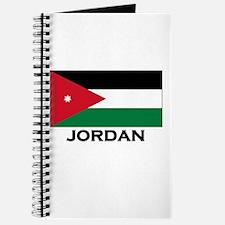 Jordan Flag Merchandise Journal
