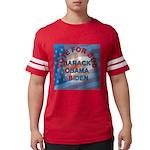 Vote BOB BIG Button 203_H_F co Mens Football Shirt