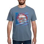 Vote BOB BIG Button 203_ Mens Comfort Colors Shirt