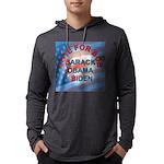 Vote BOB BIG Button 203_H_F copy Mens Hooded Shirt