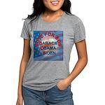 Vote BOB BIG Button 203_H Womens Tri-blend T-Shirt