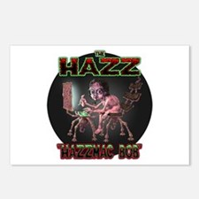 Hazzmac Bob Postcards (Package of 8)