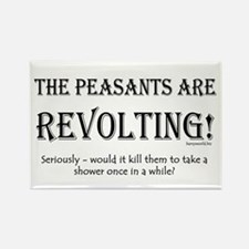 Peasants Rectangle Magnet (10 pack)