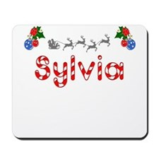 Sylvia, Christmas Mousepad