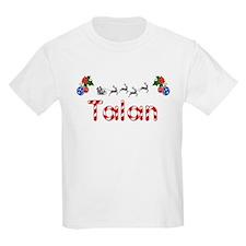 Talan, Christmas T-Shirt