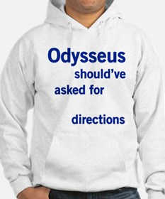 Odysseus Directions Hoodie