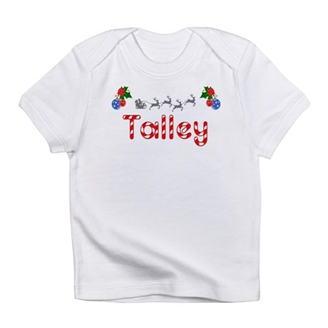 Talley, Christmas Infant T-Shirt