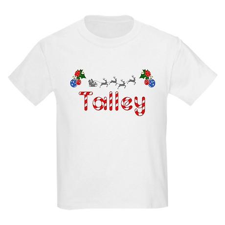 Talley, Christmas Kids Light T-Shirt