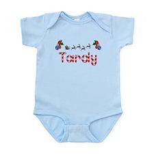 Tardy, Christmas Infant Bodysuit