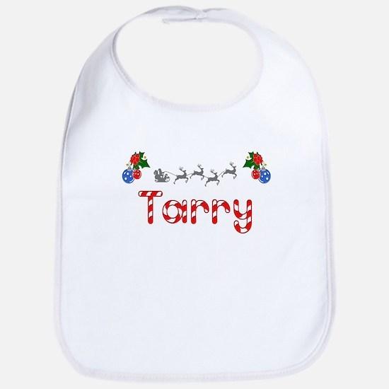 Tarry, Christmas Bib
