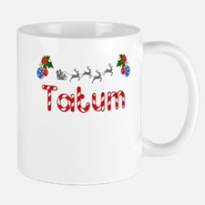 Tatum, Christmas Mug