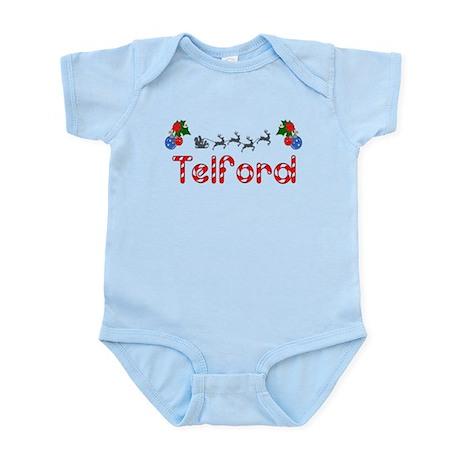 Telford, Christmas Infant Bodysuit