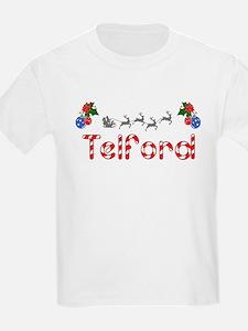 Telford, Christmas T-Shirt