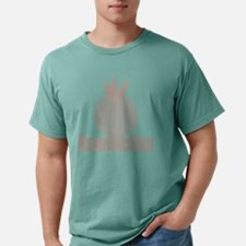 Cool Boxer chick Mens Comfort Colors Shirt