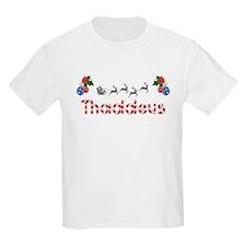 Thaddeus, Christmas T-Shirt