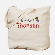 Thorsen, Christmas Tote Bag
