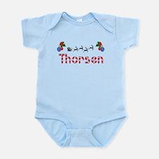 Thorsen, Christmas Infant Bodysuit