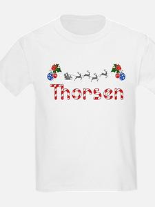 Thorsen, Christmas T-Shirt