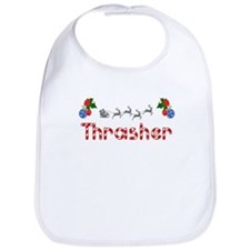 Thrasher, Christmas Bib