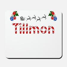 Tillmon, Christmas Mousepad