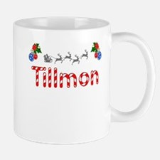 Tillmon, Christmas Mug