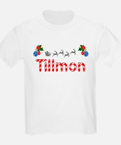 Tillmon, Christmas T-Shirt