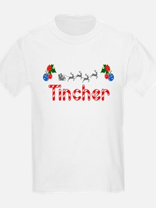 Tincher, Christmas T-Shirt
