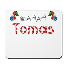 Tomas, Christmas Mousepad