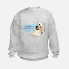 Dumb Blonde Sweatshirt