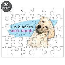 Dumb Blonde Puzzle