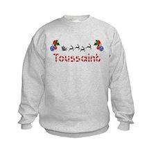 Toussaint, Christmas Sweatshirt