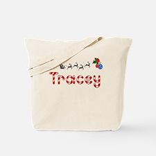 Tracey, Christmas Tote Bag
