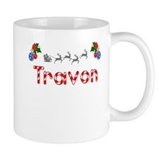 Travon, Christmas Mug