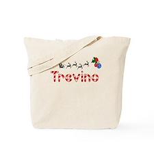 Trevino, Christmas Tote Bag