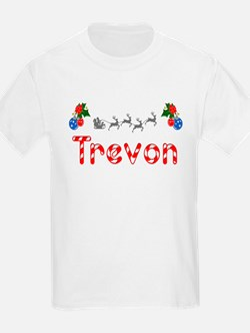 Trevon, Christmas T-Shirt
