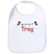 Trey, Christmas Bib