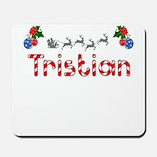 Tristian, Christmas Mousepad