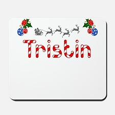 Tristin, Christmas Mousepad