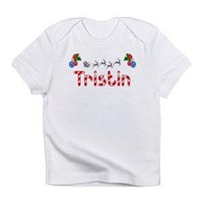 Tristin, Christmas Infant T-Shirt