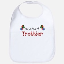 Trottier, Christmas Bib