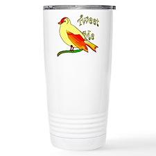 tweet me Travel Mug